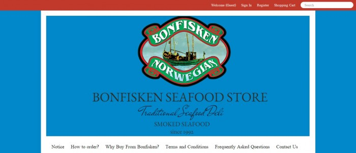 bonfisken seafood market