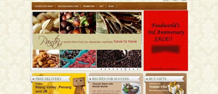 foodworld malaysia