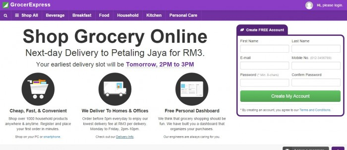 17 Online Grocery Shopping Sites/Apps For Busy People