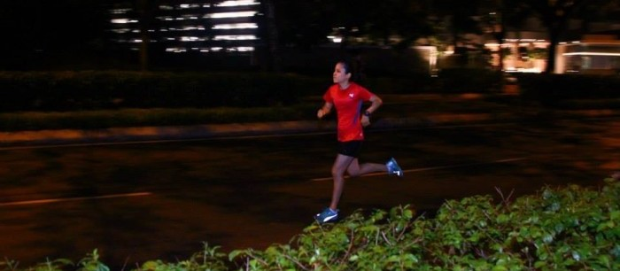 adele runs