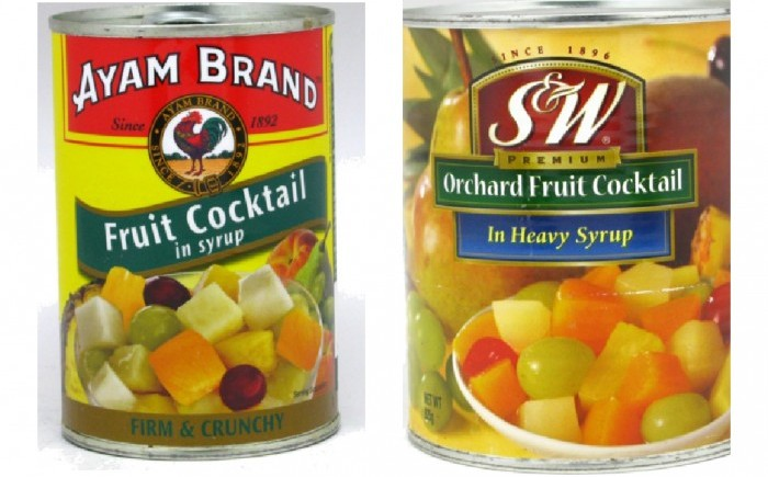 canned food gst