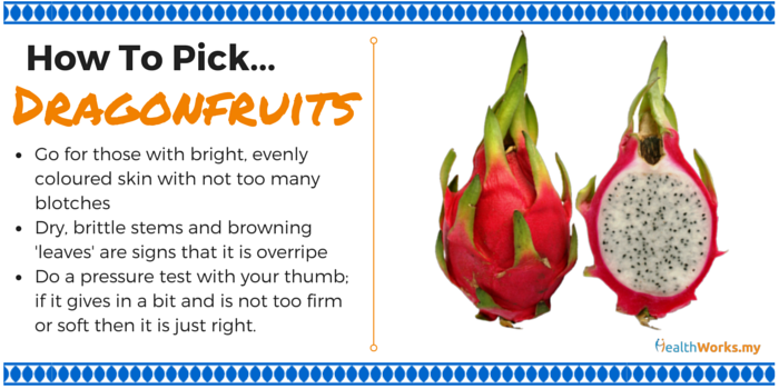 how to pick dragonfruit