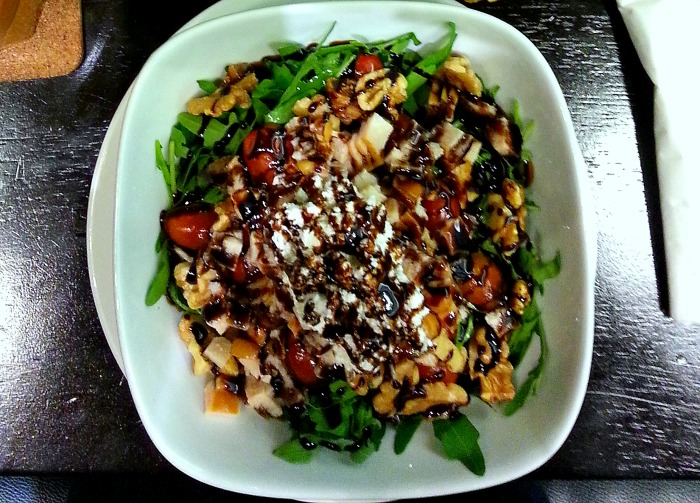 coromandel salad antipodean cafe
