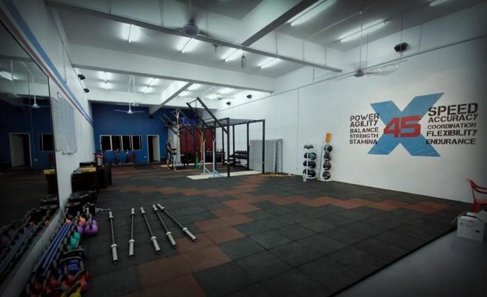 x45 fitness