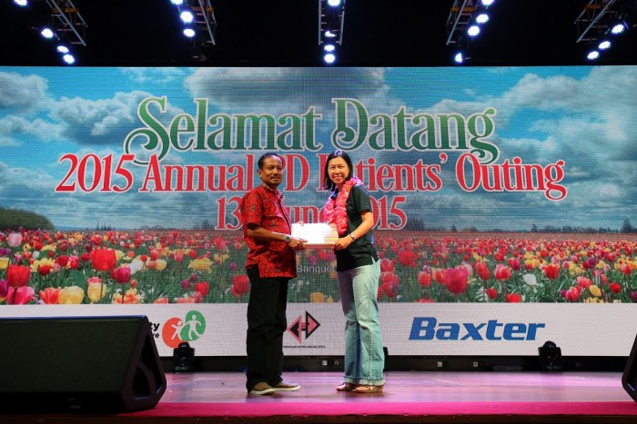 baxter malaysia