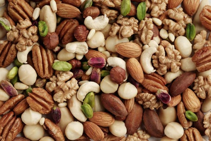 nuts brain health