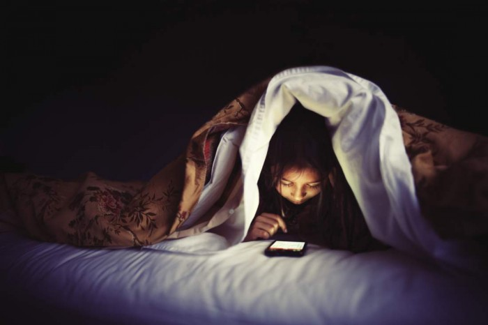 sleep hygiene phone